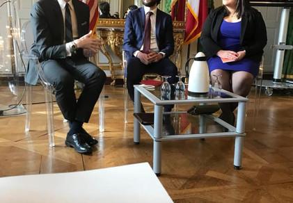 U.S. Embassy - 11 February 2019