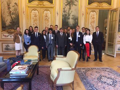 Brazilian Embassy - 11 October 2017