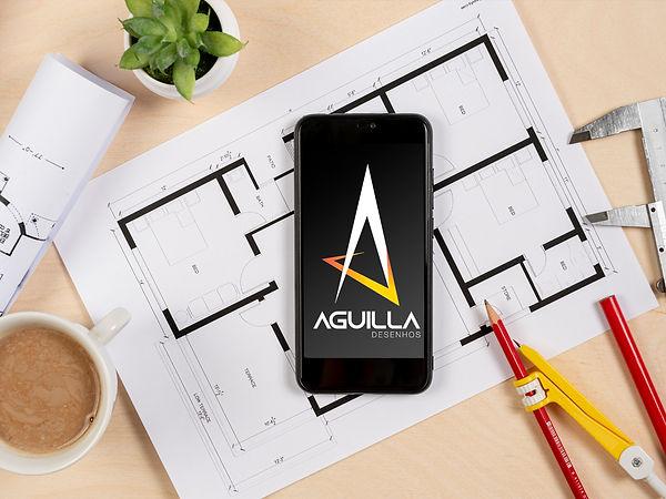 Aguila desenhos
