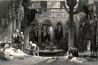 Hamam  Historic Photo