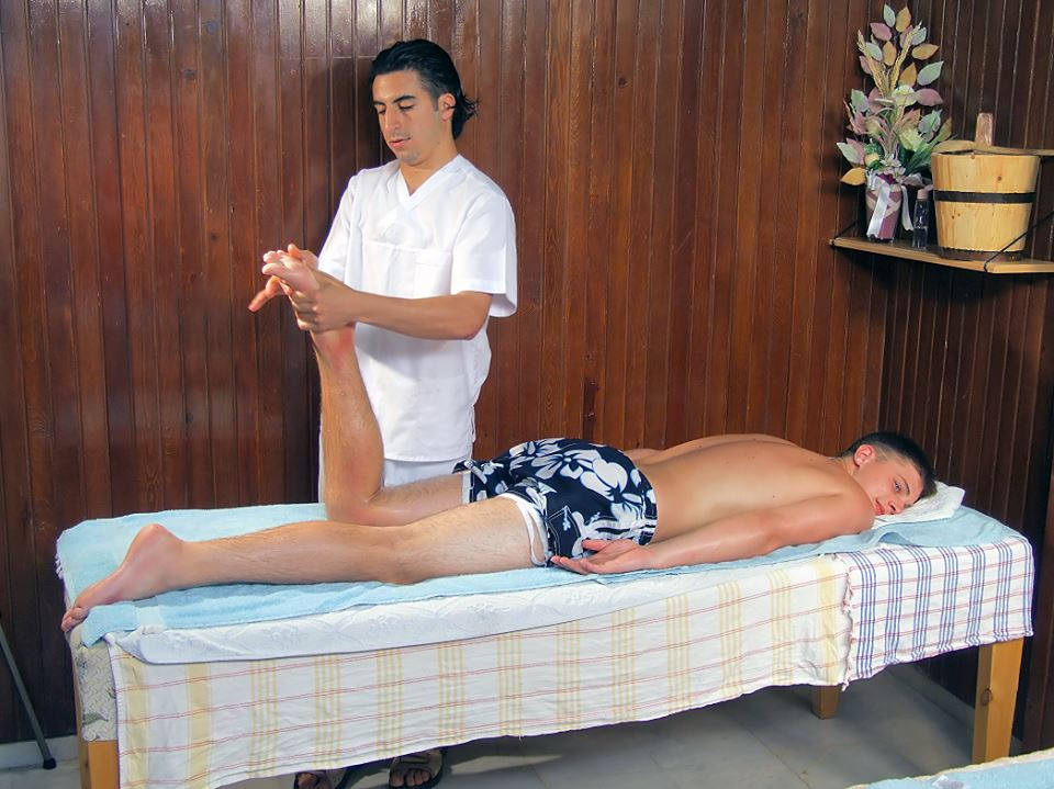 Davutlar Hamamı Oil Massage