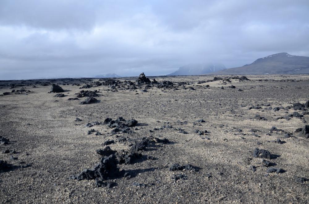 Champ de lave de Holuhraun -L'Islande hors des sentiers battus