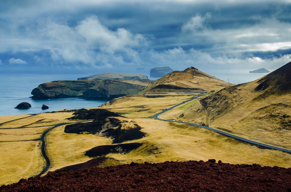 Heimaey et les îles Westman en Islande