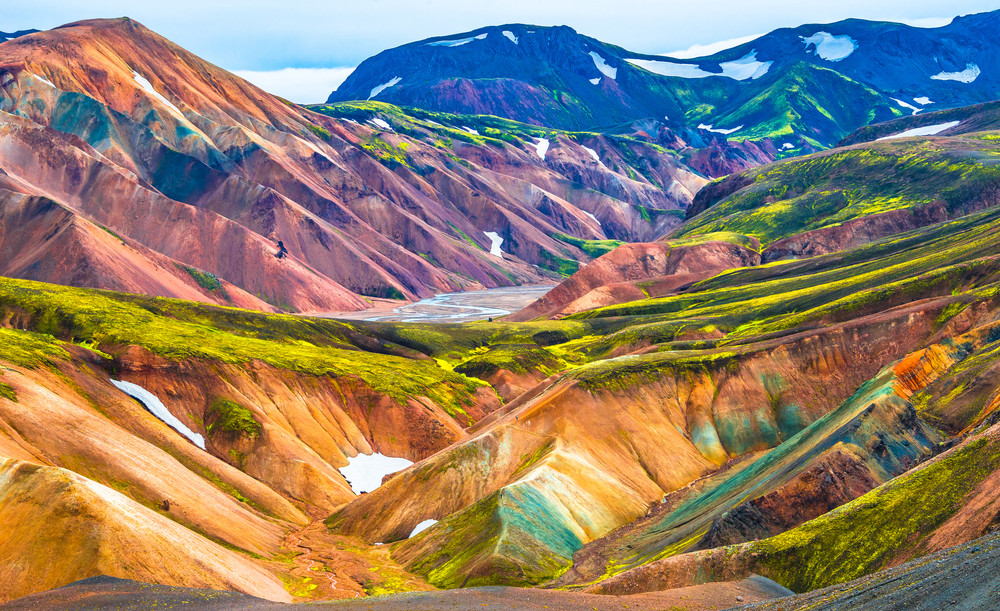 Landmannalaugar nature Islande - Top 5 des choses à faire en Islande