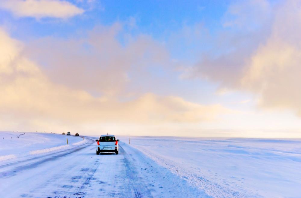 Location de voiture hiver en Islande - Quelle voiture louer en Islande