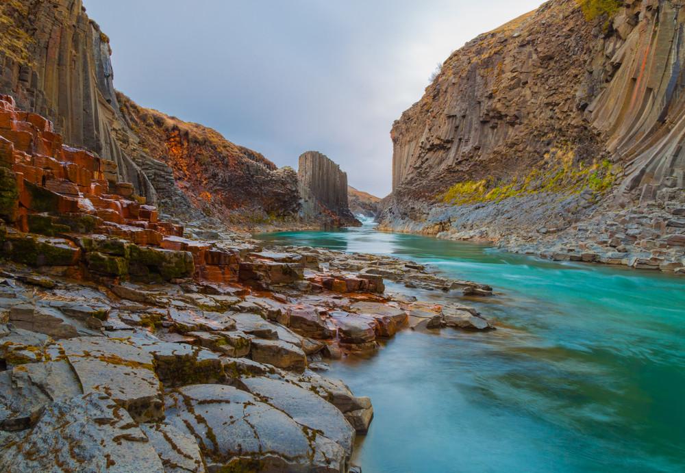 Le canyon de Studlagil - L'Islande hors des sentiers battus