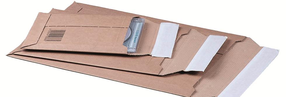Pochette carton ondulé