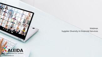 Kaleida - Supplier Diversity in FS
