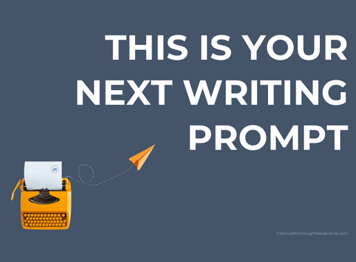 Your business is full of stories. You just have to find them. How freewriting can help