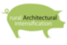 rural architecture intensification logo