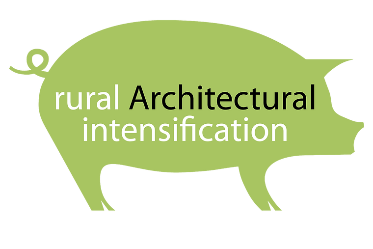 rural architecture intensification logo