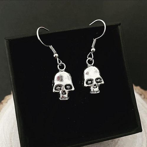 SKULL - Earrings