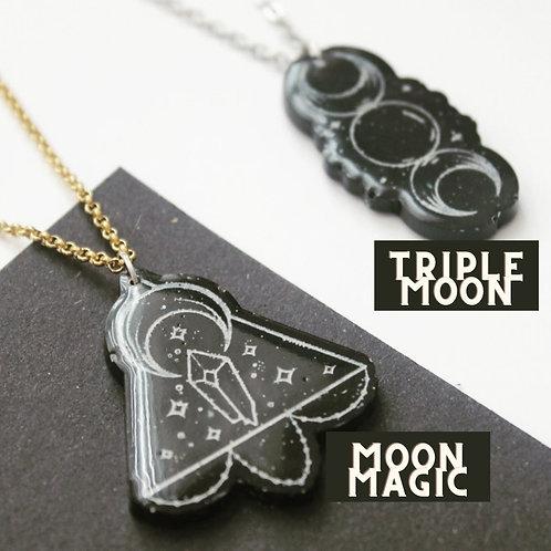 MOON MAGIC Necklaces