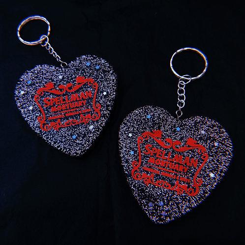 SPELLMAN Keyring/Keychain