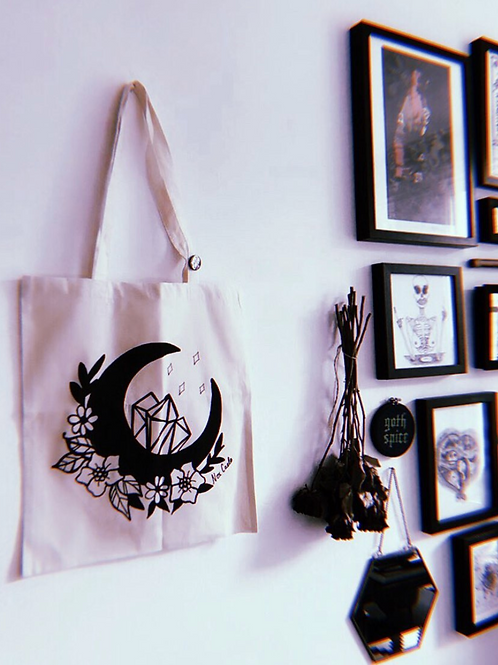 MYSTICAL MOON - Tote Bag