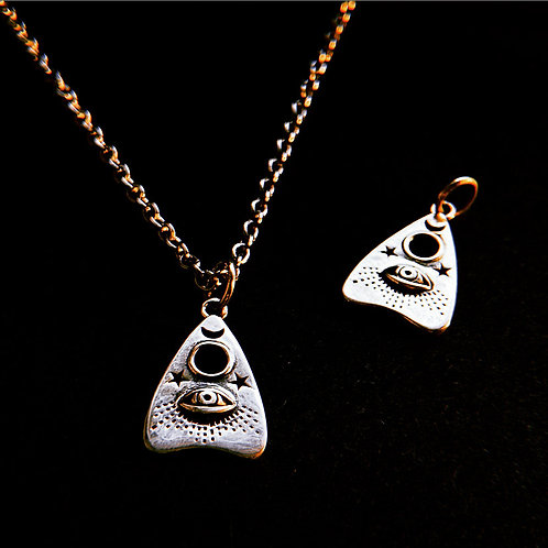 PLANCHETTE - Sterling Silver Necklace
