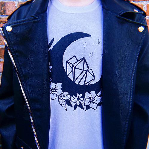 Moon Large Print T-Shirt