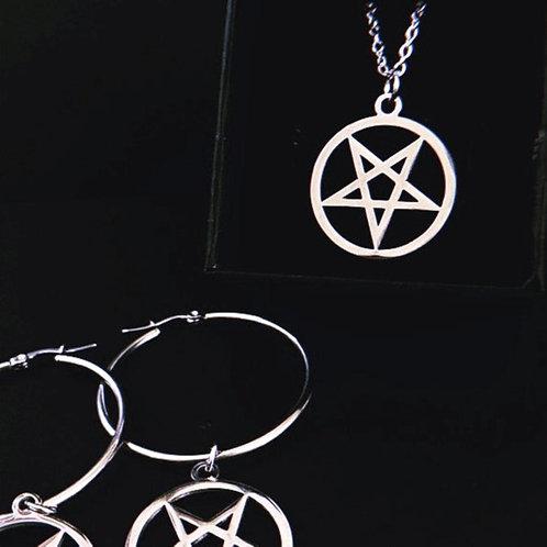 PENTAGRAM - Necklace