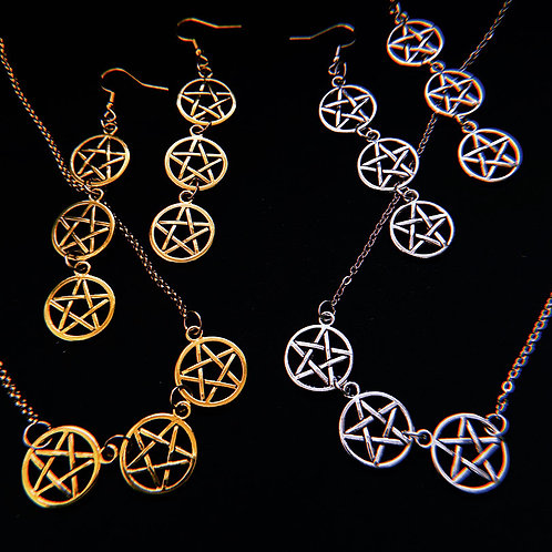 Triple Pentacle SETS