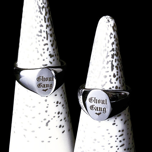 GHOUL GANG - Signet Ring