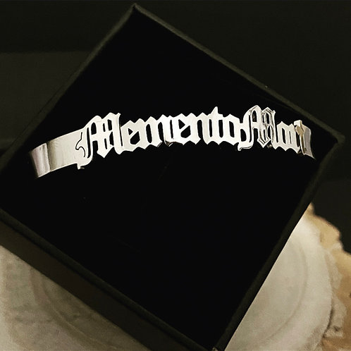 MEMENTO MORI - Bangle Bracelet