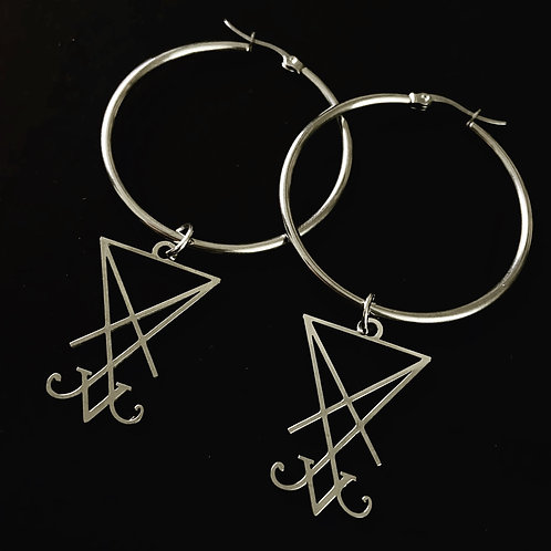 LUCIFER Hoops
