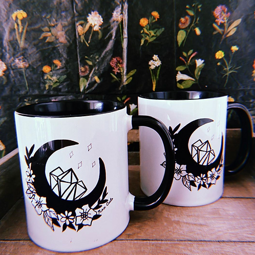 Mystical Moon Mug