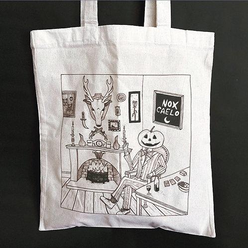 PUMPKIN MAN - Tote Bag