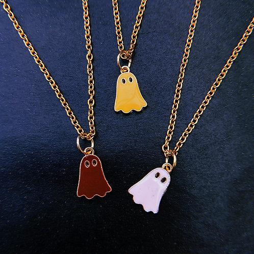 Ghostie Necklace