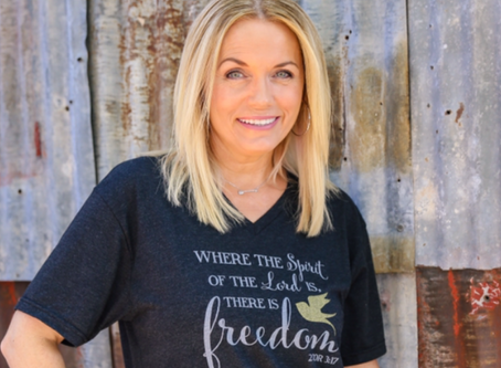 From Darkness to Light: Lisa Michelle and No Strings Attached Ministries