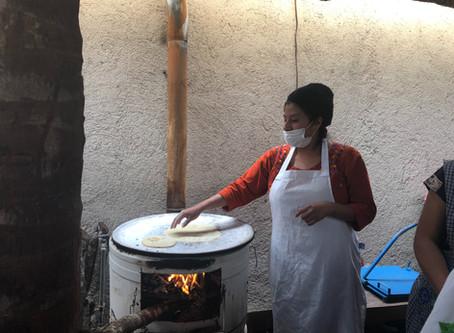 Oaxaca Tortillas