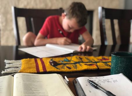 Psalm Prayers for Kids