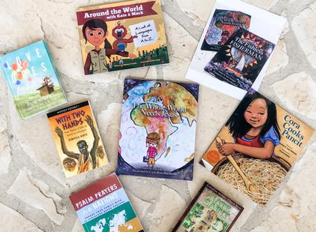 Global-Focused Books for Kids