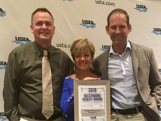 USTA Facility of the Year!