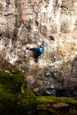 rock climber washington