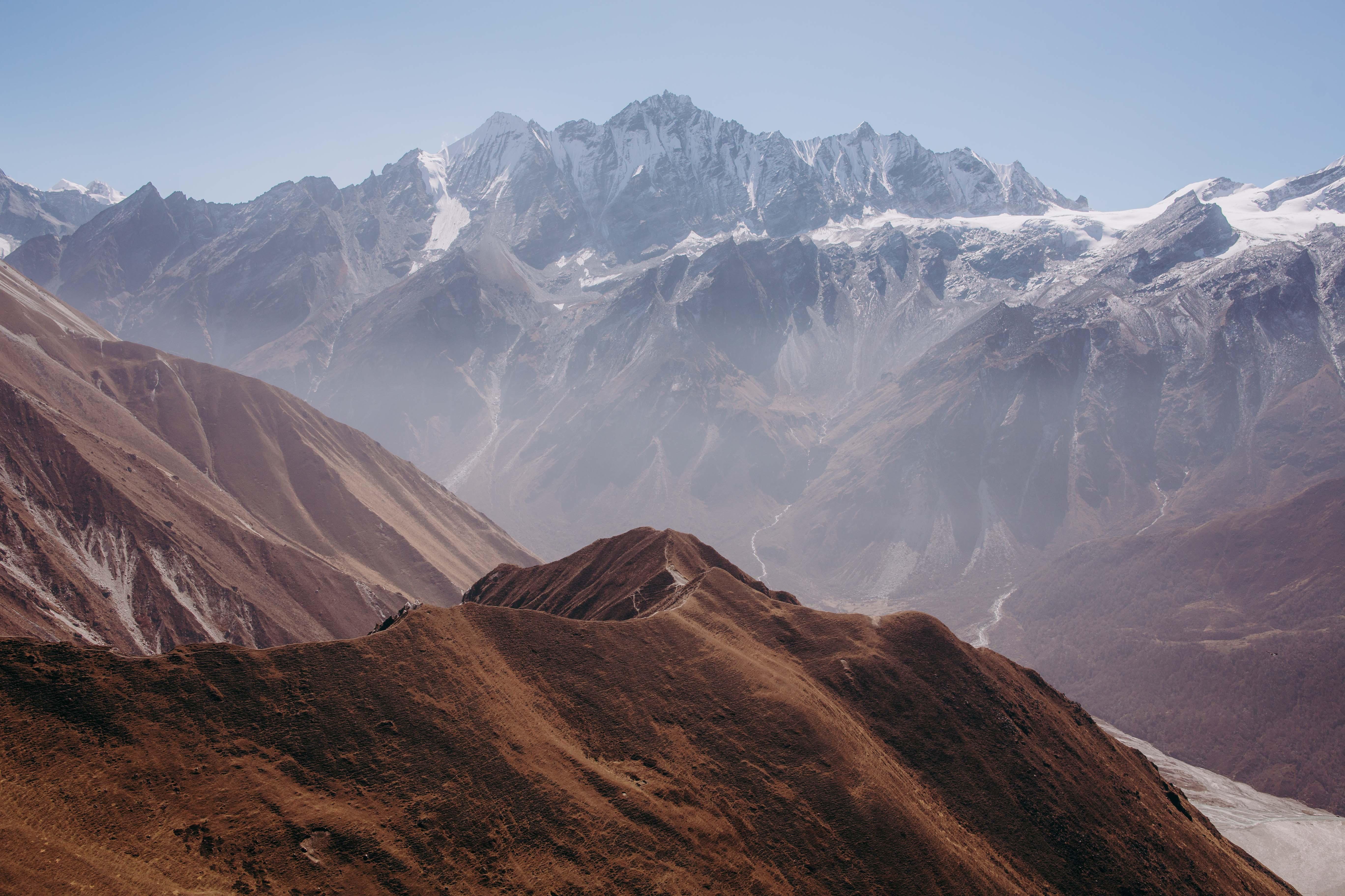 Langtang valley nepal