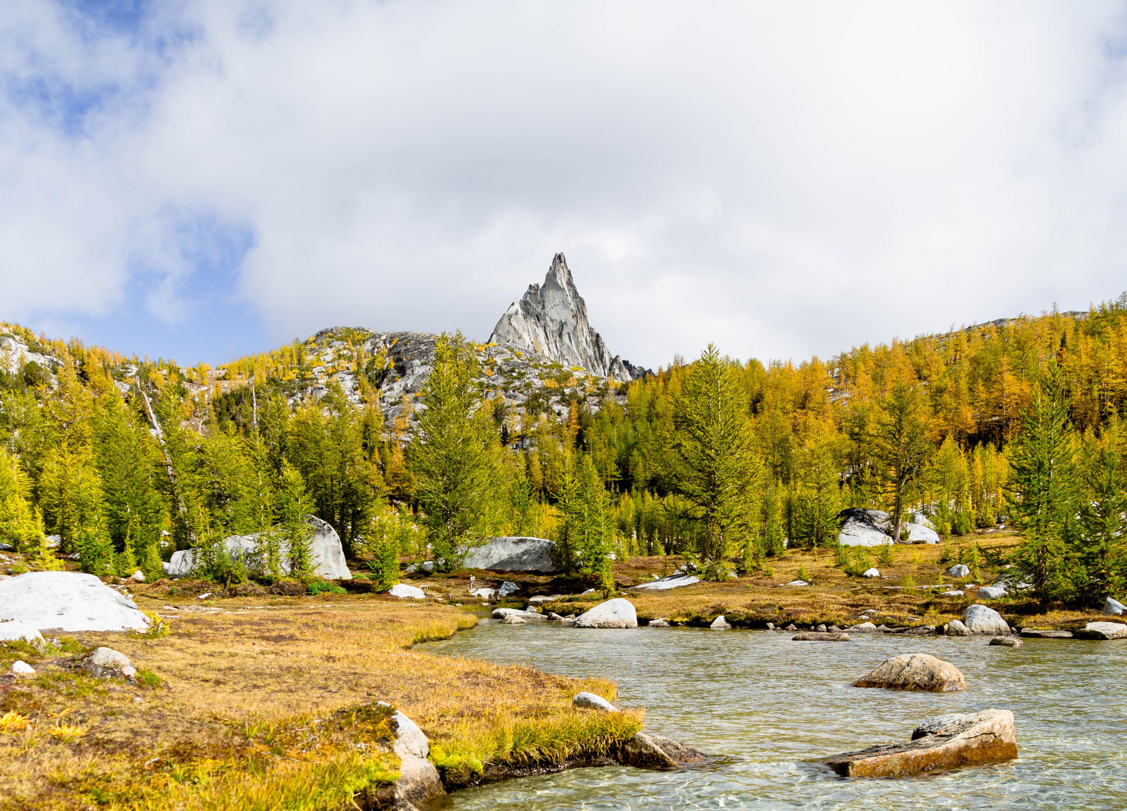 Prusik peak enchantments washington