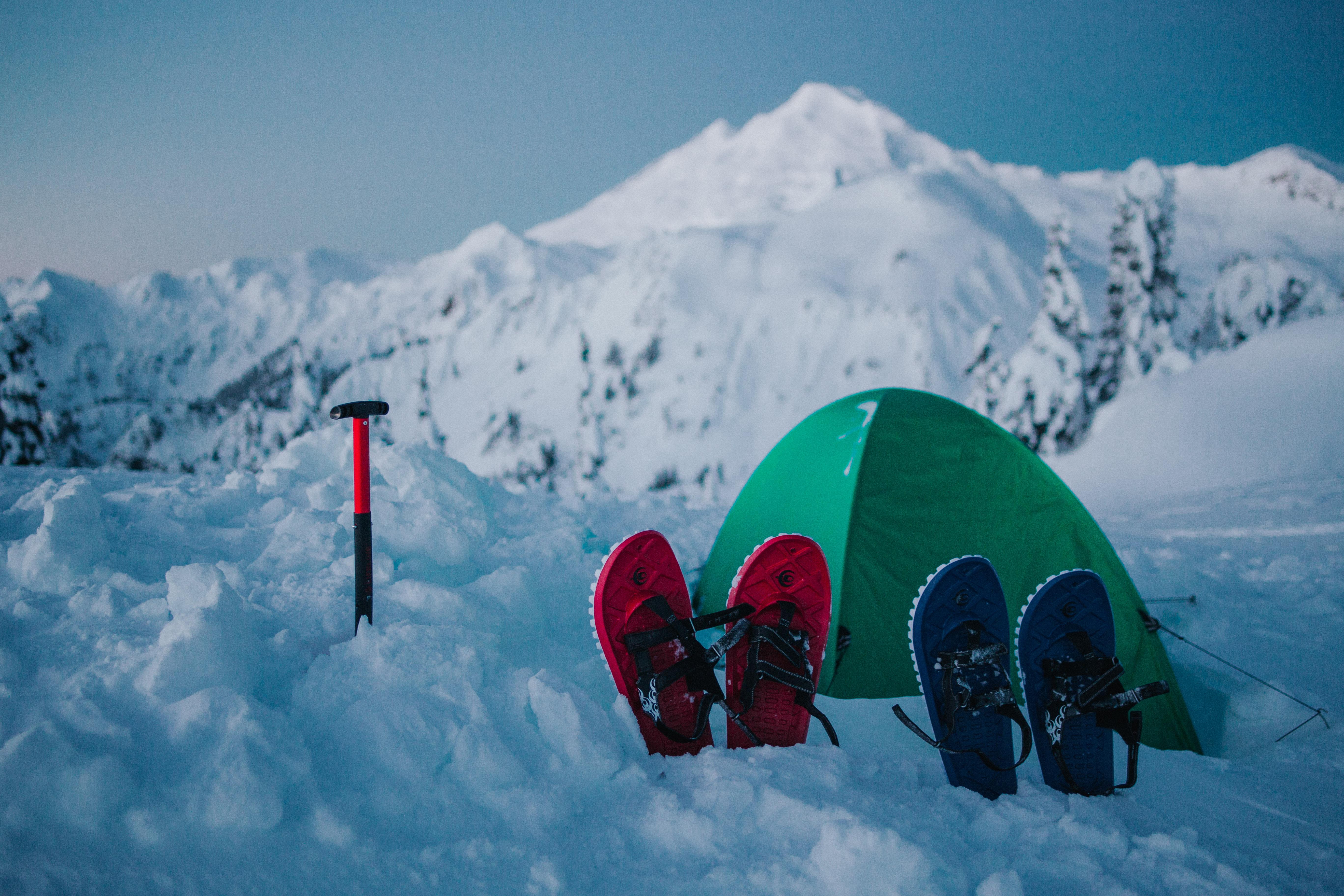 mount baker snowshoe