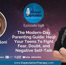 The Modern-Day Parenting Guide: Help your Teens to Fight Fear, Doubt, and Negative Self Talk