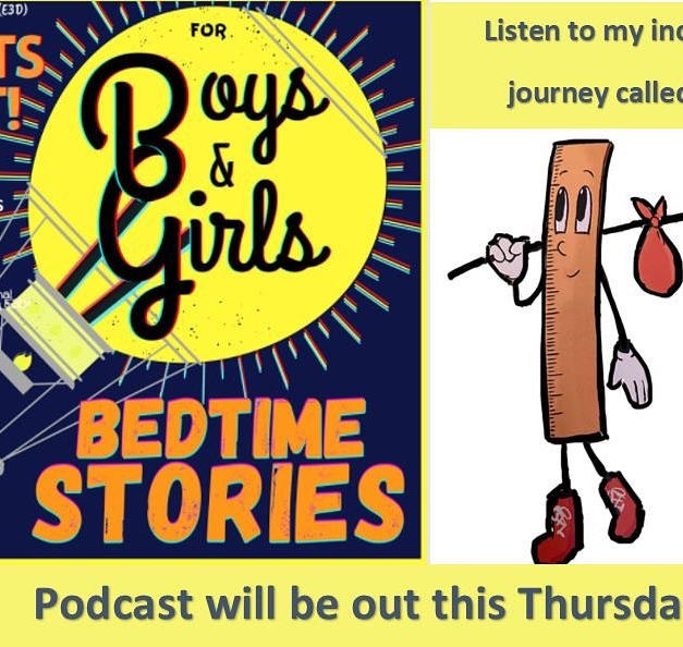 Lights Out! Bedtime Stories with Martyn Kenneth