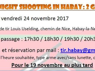 CTLUH - Night Shooting - 24/11/2017