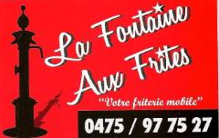 La Fontaine Aux Frites