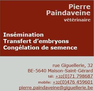 CENTRE D'INSÉMINATION
