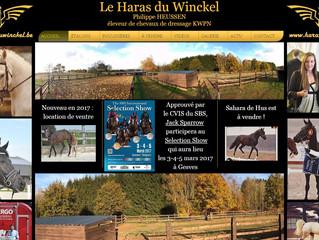 Première création : Le Haras du Winckel