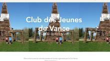 à l'étude : un site pour le CDJ de Vance