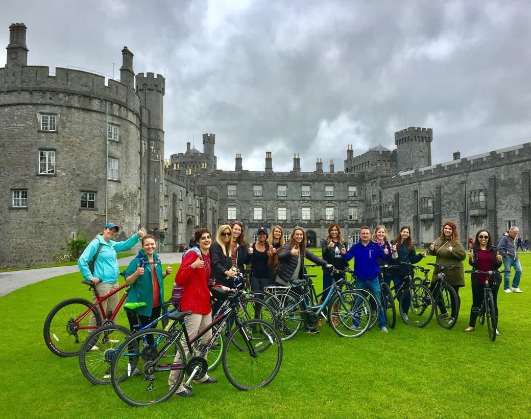 Kilkenny-Castle-by-Bike