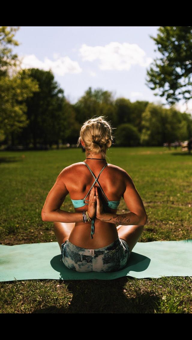 Yoga Cours privés/ privates classes