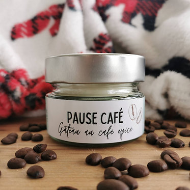 Chandelle Pause Café
