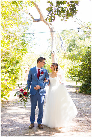 Woodsy Vibrant Fall Wedding | Mr & Mrs Miller