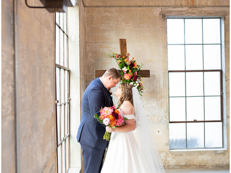 Montgomery, Texas Wedding at Old Dobbin Station | Alex & Katie Wixson